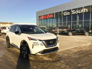 New 2021 Nissan Rogue Platinum for sale in Edmonton, AB