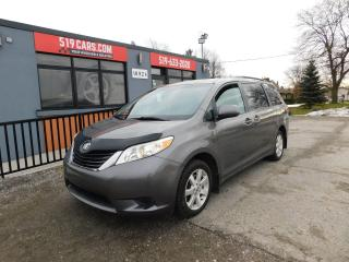 Used 2011 Toyota Sienna LE | RARE AWD | Power Sliding Doors | Bluetooth for sale in St. Thomas, ON