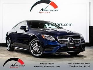 Used 2018 Mercedes-Benz E-Class E400 4MATIC Coupe/AMG Sport/Navigation for sale in Vaughan, ON