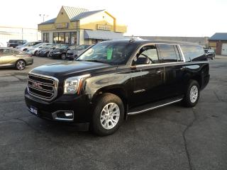 Used 2018 GMC Yukon XL 1500SLE 4x4 5.3 L 8Pass BackCam RemoteStart for sale in Brantford, ON