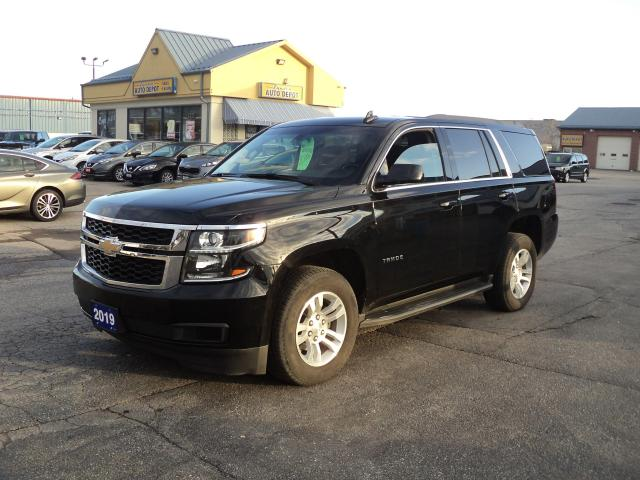 2019 Chevrolet Tahoe 1500LS 4x4 5.3L 8Pass BackCam RemoteStart