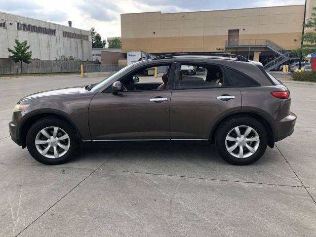 2005 Infiniti FX35 AWD, Leather,Sunroof,3/Y Warranty available