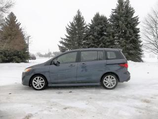 Used 2012 Mazda MAZDA5 GT- ONE OWNER 6 PASSENGER for sale in Thornton, ON