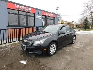 Used 2014 Chevrolet Cruze 1LT|REMOTE START|BLUETOOTH|USB/AUX|LOW KM for sale in St. Thomas, ON