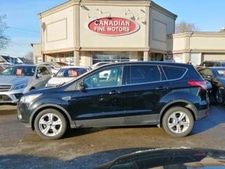 Used 2016 Ford Escape CLEAN CARFAX   CAM   BLUETOOTH   4 NEW SNOW TIRES* for sale in Scarborough, ON