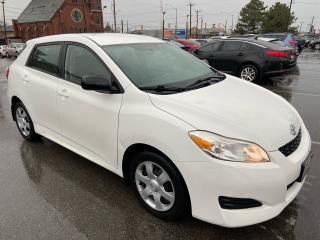 Used 2010 Toyota Matrix ** 5 SPEED MANUAL, A/C ** for sale in St Catharines, ON