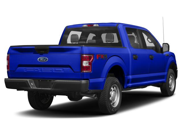 2020 Ford F-150 Lariat CREW CAB 4DR 145'' WB 4WD
