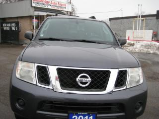 Used 2011 Nissan Pathfinder S for sale in Cambridge, ON