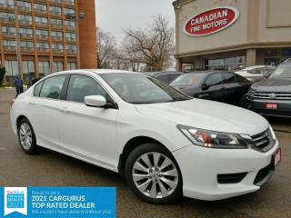 Used 2015 Honda Accord Sedan BACK UP CAM- BLUETOOTH - 4 NEW WINTER TIRES** for sale in Scarborough, ON