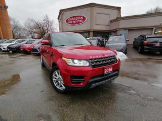 Used 2015 Land Rover Range Rover Sport SUPERCHARGED | NAVI | CAM | PANO ROOF | V6 HSE for sale in Scarborough, ON