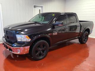 Used 2016 RAM 1500 OUTDOORSMAN CREW 4X4 for sale in Pembroke, ON