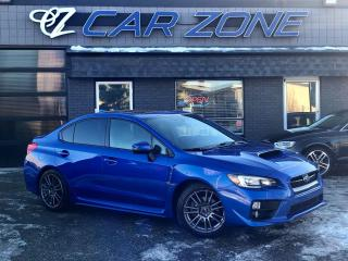 Used 2016 Subaru WRX w/Sport-tech Pkg for sale in Calgary, AB