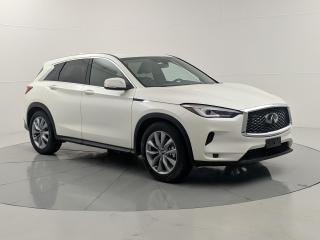 New 2021 Infiniti QX50 PURE Predictive Collision Warning, Pedestrian Emergency Braking! for sale in Winnipeg, MB