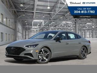 New 2021 Hyundai Sonata SPORT for sale in Winnipeg, MB