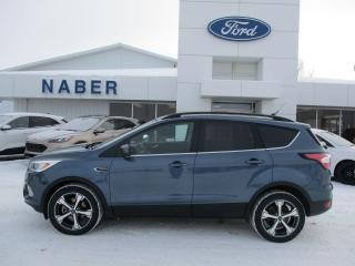 Used 2018 Ford Escape SEL AWD for sale in Shellbrook, SK