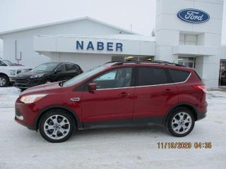 Used 2014 Ford Escape ESCAPE SE for sale in Shellbrook, SK
