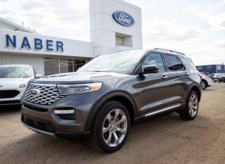 New 2020 Ford Explorer Platinum for sale in Shellbrook, SK