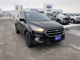 Used 2017 Ford Escape 4WD 4dr SE - HEATED SEATS, MOONROOF, NAVIGATION for sale in Kingston, ON