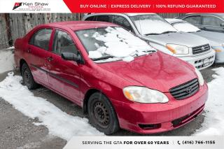 Used 2003 Toyota Corolla for sale in Toronto, ON
