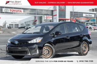 Used 2016 Toyota Prius V for sale in Toronto, ON