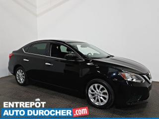 Used 2017 Nissan Sentra SV TOIT OUVRANT - A/C - Sièges Chauffants for sale in Laval, QC