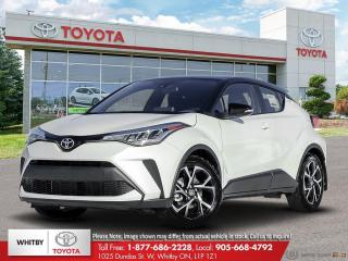 New 2021 Toyota C-HR XLE Premium for sale in Whitby, ON