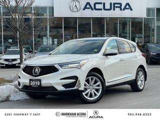 Used 2019 Acura RDX SH-AWD Tech at for sale in Markham, ON