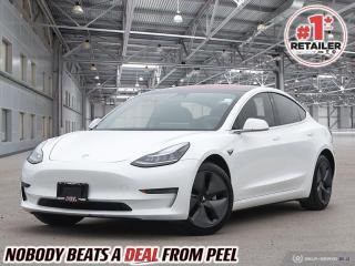 Used 2018 Tesla Model 3 Long Range, FSD Full Self Drive, SMART Summon, EV for sale in Mississauga, ON