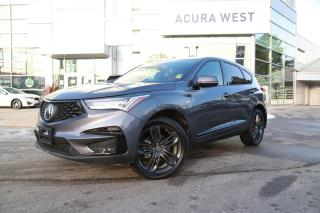 Used 2020 Acura RDX A-Spec for sale in London, ON