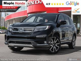 New 2021 Honda Pilot TOURING 8P for sale in Vaughan, ON