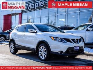 Used 2017 Nissan Qashqai SV Moonroof Remote Start Bluetooth Backup Camera for sale in Maple, ON