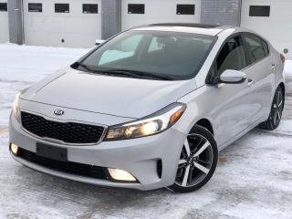 Used 2017 Kia Forte EX for sale in Brampton, ON
