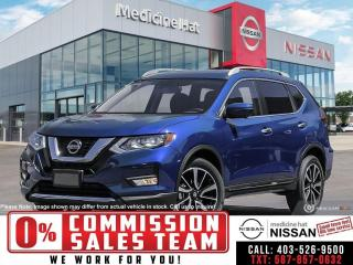 New 2020 Nissan Rogue SL for sale in Medicine Hat, AB