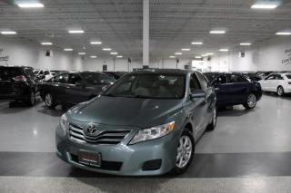 Used 2010 Toyota Camry LE I LEATHER I SUNROOF I POWER OPTIONS I CRUISE I AS IS for sale in Mississauga, ON