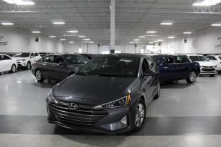Used 2019 Hyundai Elantra SEL NO ACCIDENTS I REAR CAM I CARPLAY I HEATED SEATS I BT for sale in Mississauga, ON