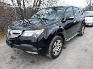Used 2009 Acura MDX AWD 4dr Tech Pkg for sale in North York, ON