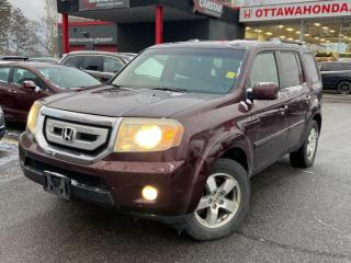 Used 2010 Honda Pilot 4WD 4dr EX for sale in North York, ON