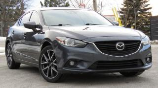 Used 2014 Mazda MAZDA6 GT navigation for sale in North York, ON