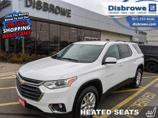 Used 2019 Chevrolet Traverse LT Cloth for sale in St. Thomas, ON