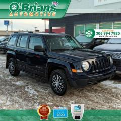 Used 2016 Jeep Patriot SPORT for sale in Saskatoon, SK