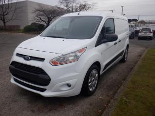 Used 2018 Ford Transit Connect Cargo Van XLT Cargo Van for sale in Burnaby, BC