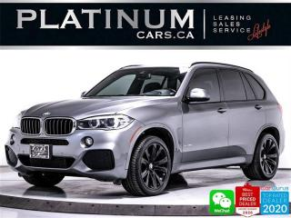 Used 2016 BMW X5 xDrive35i,AWD,M-SPORT PKG,NAVI,CAM,COMFORT ACCESS for sale in Toronto, ON