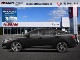 New 2021 Nissan Sentra SR CVT  -  Sunroof -  Heated Seats for sale in Ottawa, ON