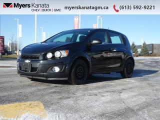 Used 2015 Chevrolet Sonic LT, WINTER TIRE PKG INCL.   INCL. WINTER TIRE PKG!! for sale in Kanata, ON
