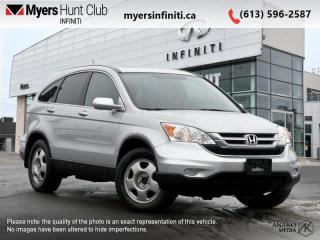 Used 2011 Honda CR-V EX-L  - Leather Seats -  Sunroof for sale in Ottawa, ON