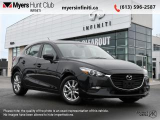 Used 2018 Mazda MAZDA3 Sport GS  - Heated Seats - Low Mileage for sale in Ottawa, ON