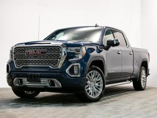 Used 2019 GMC Sierra 1500 4X4 CREW CAB DENALI HEADS UP DISPLAY NAV CUIR for sale in Brossard, QC