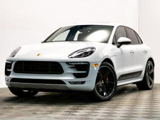 Used 2018 Porsche Macan AWD GTS TURBO NAV CAM DE RECUL CUIR TOIT PANO for sale in Brossard, QC