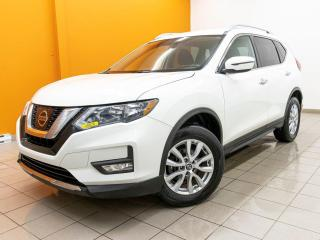 Used 2017 Nissan Rogue SV AWD CAMÉRA SIÈGES CHAUFF *ALERTES ANGLES MORTS* for sale in St-Jérôme, QC
