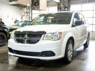 Used 2017 Dodge Grand Caravan SXT CLIMATISATION MULTI ZONES *STOW N GO* for sale in St-Jérôme, QC